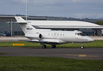 N801P - Private British Aerospace BAe 125