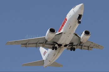 G-PJPJ - Palmair Boeing 737-500
