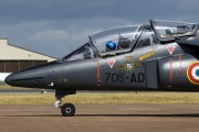 E51 - France - Air Force Dassault - Dornier Alpha Jet E aircraft