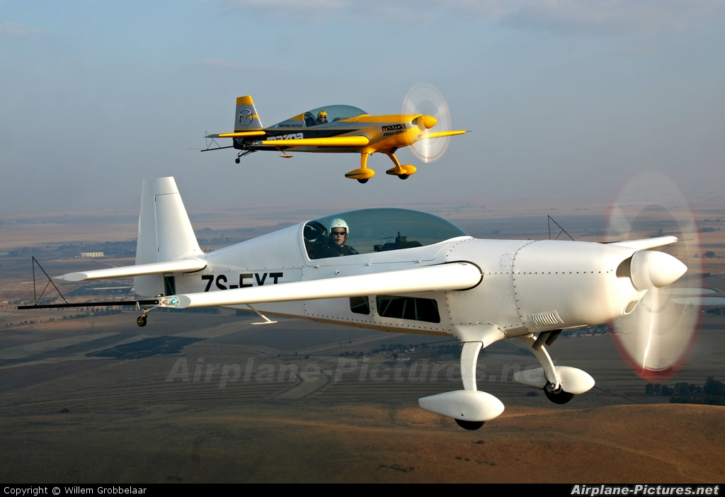 Private ZS-EXT aircraft at In Flight - South Africa