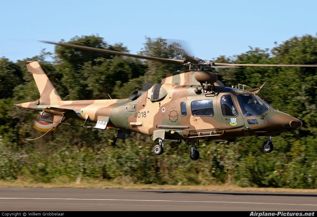 South Africa - Air Force 4018 aircraft at Durban - Virginia