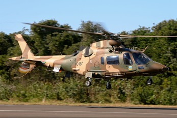 4018 - South Africa - Air Force Agusta / Agusta-Bell A 109