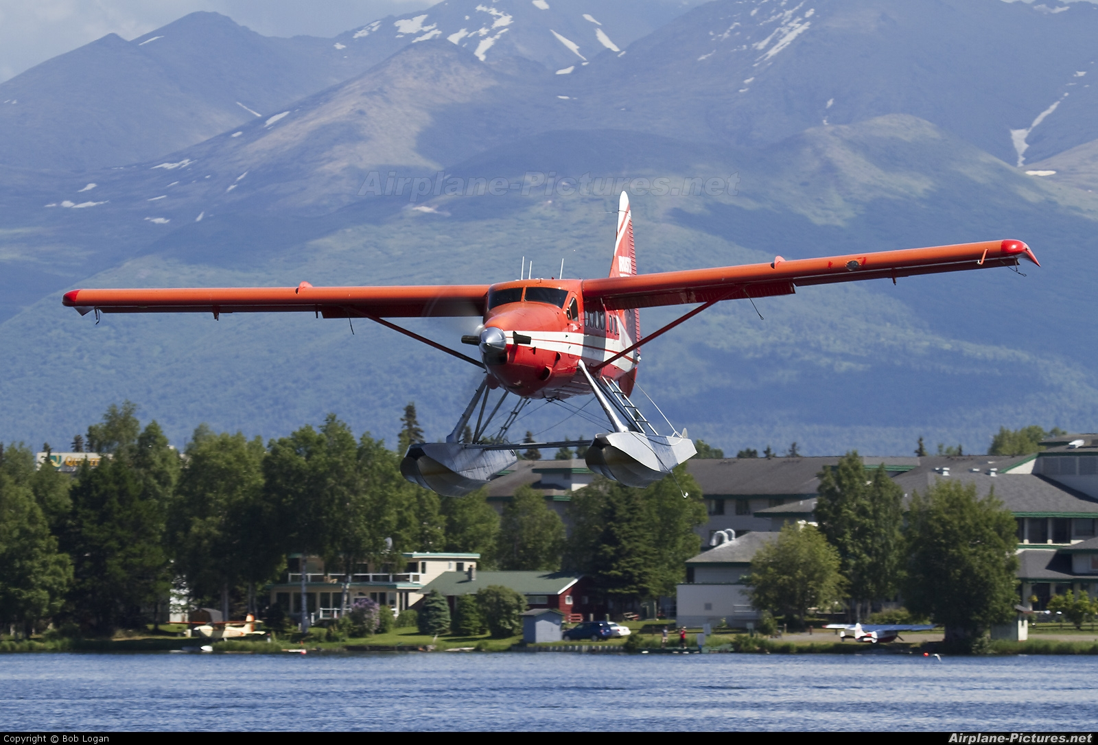 Rusts Flying Services N2899J aircraft at Anchorage - Lake Hood