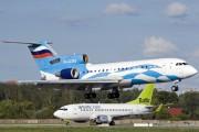 RA-42365 - Aeroflot Plus Yakovlev Yak-42 aircraft