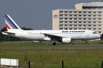F-GFKH - Air France Airbus A320