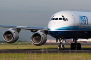 N604BX - ATI - Air Transport International Douglas DC-8-73F aircraft