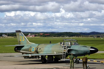 32542 - Sweden - Air Force SAAB J 32 Lansen