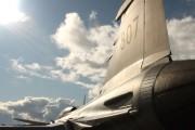 39807 - Sweden - Air Force SAAB JAS 39B Gripen aircraft
