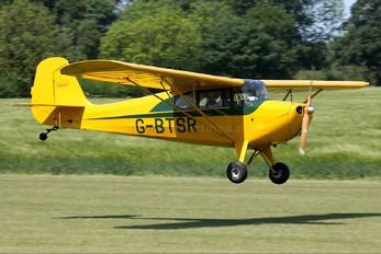 G-BTSR - Private Aeronca Aircraft Corp 11AC Chief