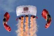 - - British Army Parachute Military aircraft