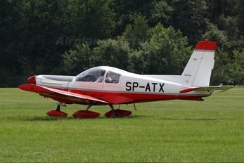 SP-ATX - Aeroklub Ziemi Mazowieckiej Zlín Aircraft Z-142