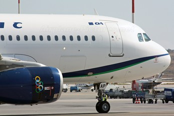 SX-OAP - Olympic Airlines Airbus A320