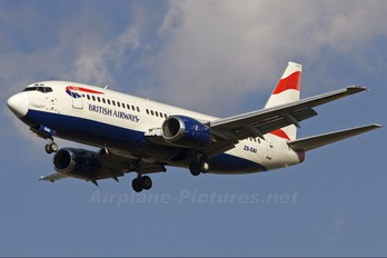 ZS-OAI - British Airways - Comair Boeing 737-300