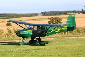 G-IDAY - Private Skyfox Aviation Gazelle
