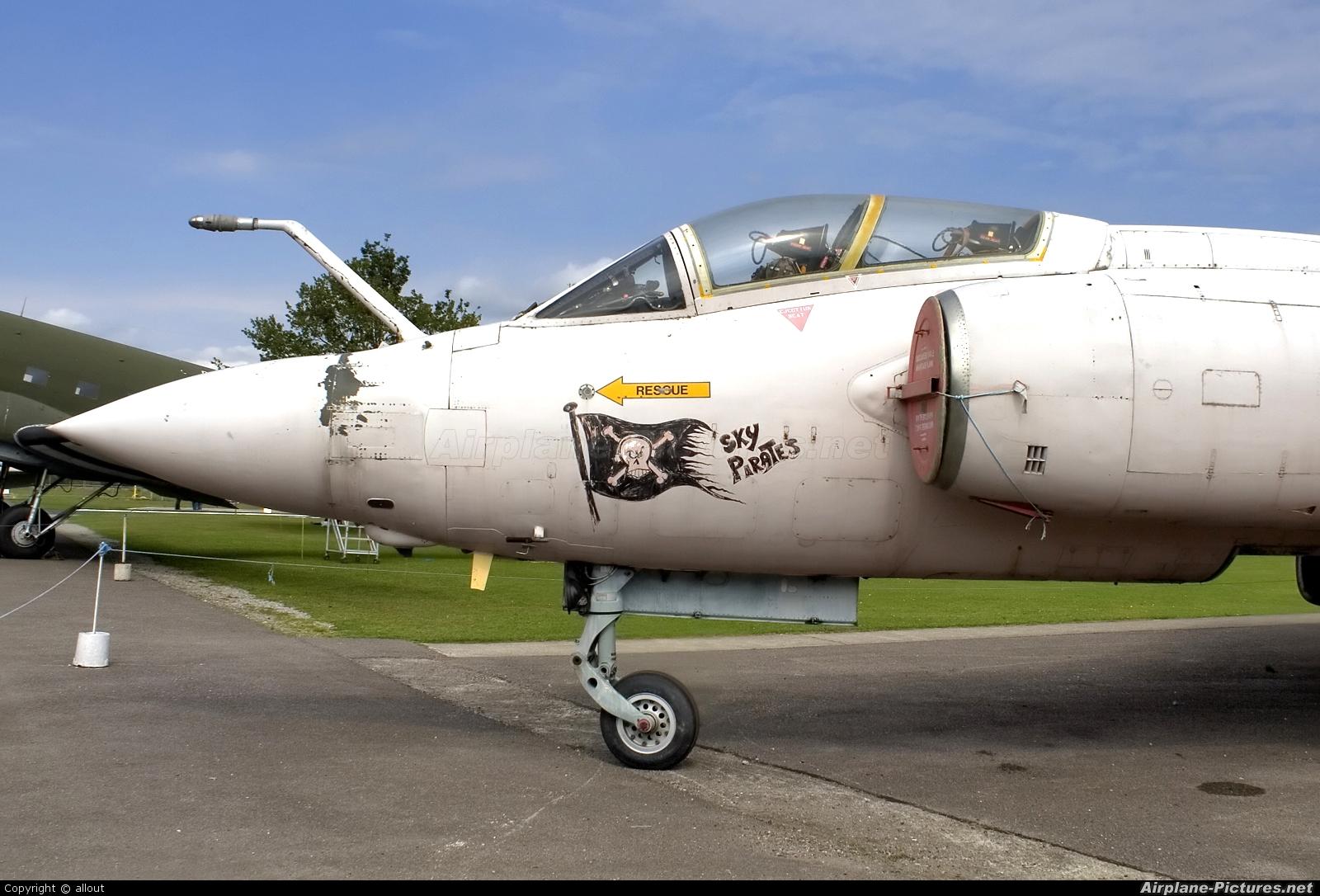 Royal Air Force XX901 aircraft at Elvington