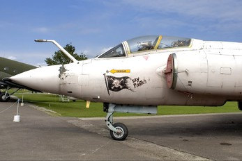 XX901 - Royal Air Force Blackburn Buccaneer S.2B