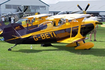 G-BETI - Private Pitts S-1D Special