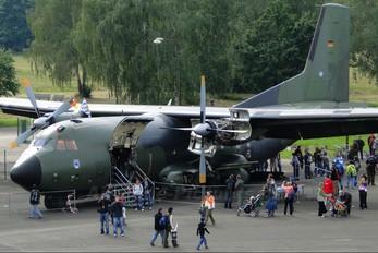 50+98 - Germany - Air Force Transall C-160D