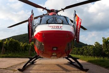 D-HMUF - Deutsche Rettungsflugwacht Eurocopter BK117