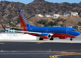 N250WN - Southwest Airlines Boeing 737-700
