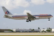 N362AA - American Airlines Boeing 767-300ER aircraft