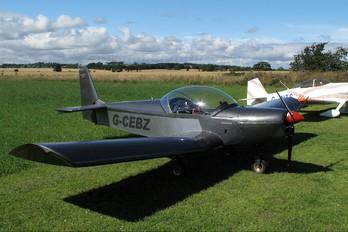 G-CEBZ - Private Zenith - Zenair CH 601 Zodiac