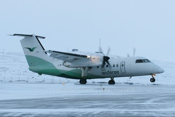LN-WIN - Widerøe de Havilland Canada DHC-8-100 Dash 8
