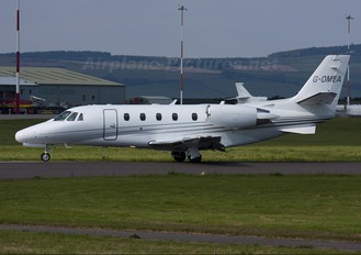 G-OMEA - Marshall of Cambridge Aerospace Cessna 560XL Citation XLS