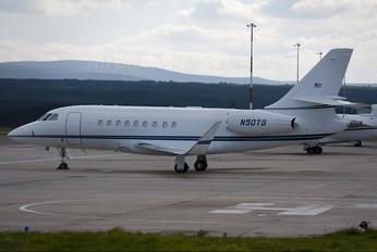 N50TG - Private Dassault Falcon 2000 DX, EX