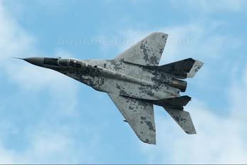 0619 - Slovakia -  Air Force Mikoyan-Gurevich MiG-29AS