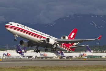 B-2178 - Shanghai Airlines Cargo McDonnell Douglas MD-11F