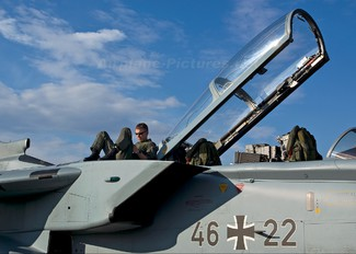 46+22 - Germany - Air Force Panavia Tornado - IDS