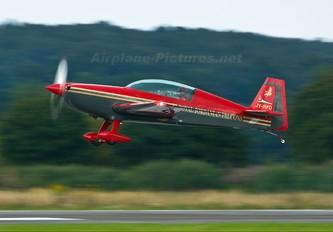 JY-RFD - Royal Jordanian Falcons Extra 300L, LC, LP series