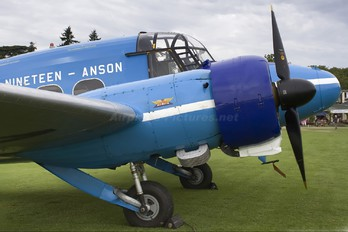 G-AHKX - Bae Systems (Operations ) Avro 652 Anson (all variants)