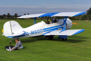G-MGOO - Private Murphy Aircraft Renegade Spirit