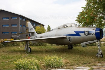 MM53-6856 - Italy - Air Force Republic F-84F Thunderstreak