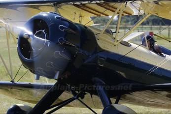 G-UPFS - Private Waco Classic Aircraft Corp UPF-7
