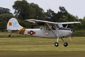 G-PDOG - Private Cessna L-19/O-1 Bird Dog