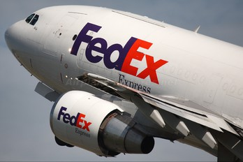 N420FE - FedEx Federal Express Airbus A310F
