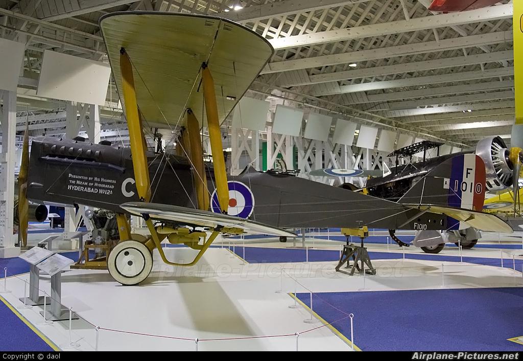 Royal Air Force F1010 aircraft at Hendon - RAF Museum