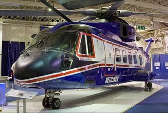 ZJ116 - Royal Air Force Agusta Westland AW101 / EH-101 Merlin