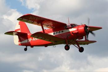 SP-ANK - Aeroklub Ziemi Lubuskiej Antonov An-2
