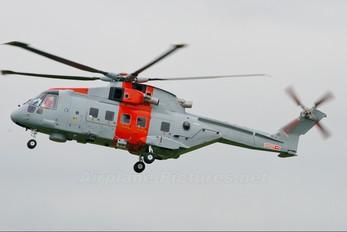 ZR328 - Algeria - Navy Agusta Westland AW101 610 Merlin (Algeria)