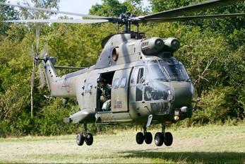 ZA939 - Royal Air Force Westland Puma HC.1