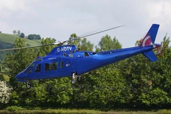 G-HDTV - Castle Air Charters Agusta / Agusta-Bell A 109A Mk.II Hirundo