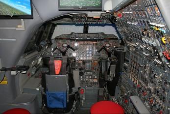 - - Simulator Aerospatiale-BAC Concorde