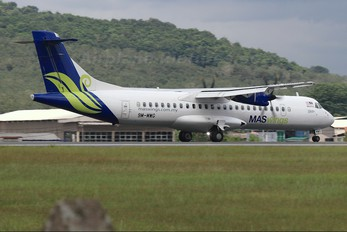 9M-MWG - MASWings ATR 72 (all models)
