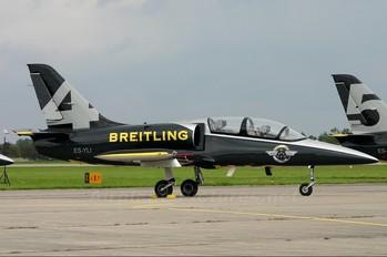 ES-YLI - Breitling Jet Team Aero L-39C Albatros