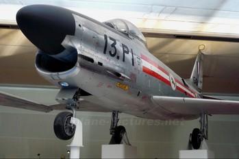 54841 - France - Air Force North American F-86K Sabre