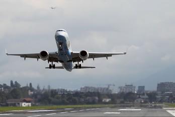 G-FBEJ - Flybe Embraer ERJ-195 (190-200)